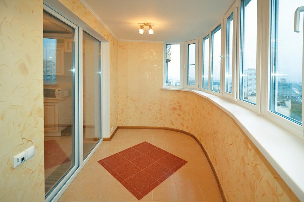 Отделка балконов щелково - утепление лоджий, быстро и качест.